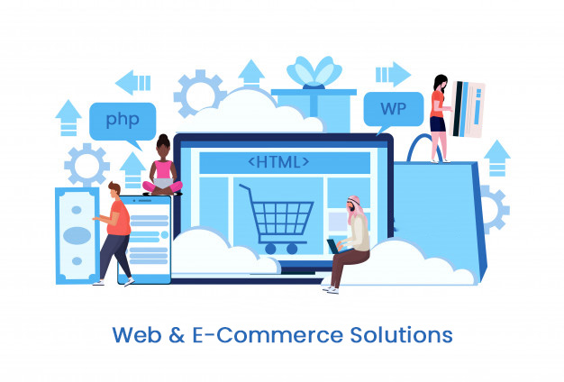 web ecommerce developement company