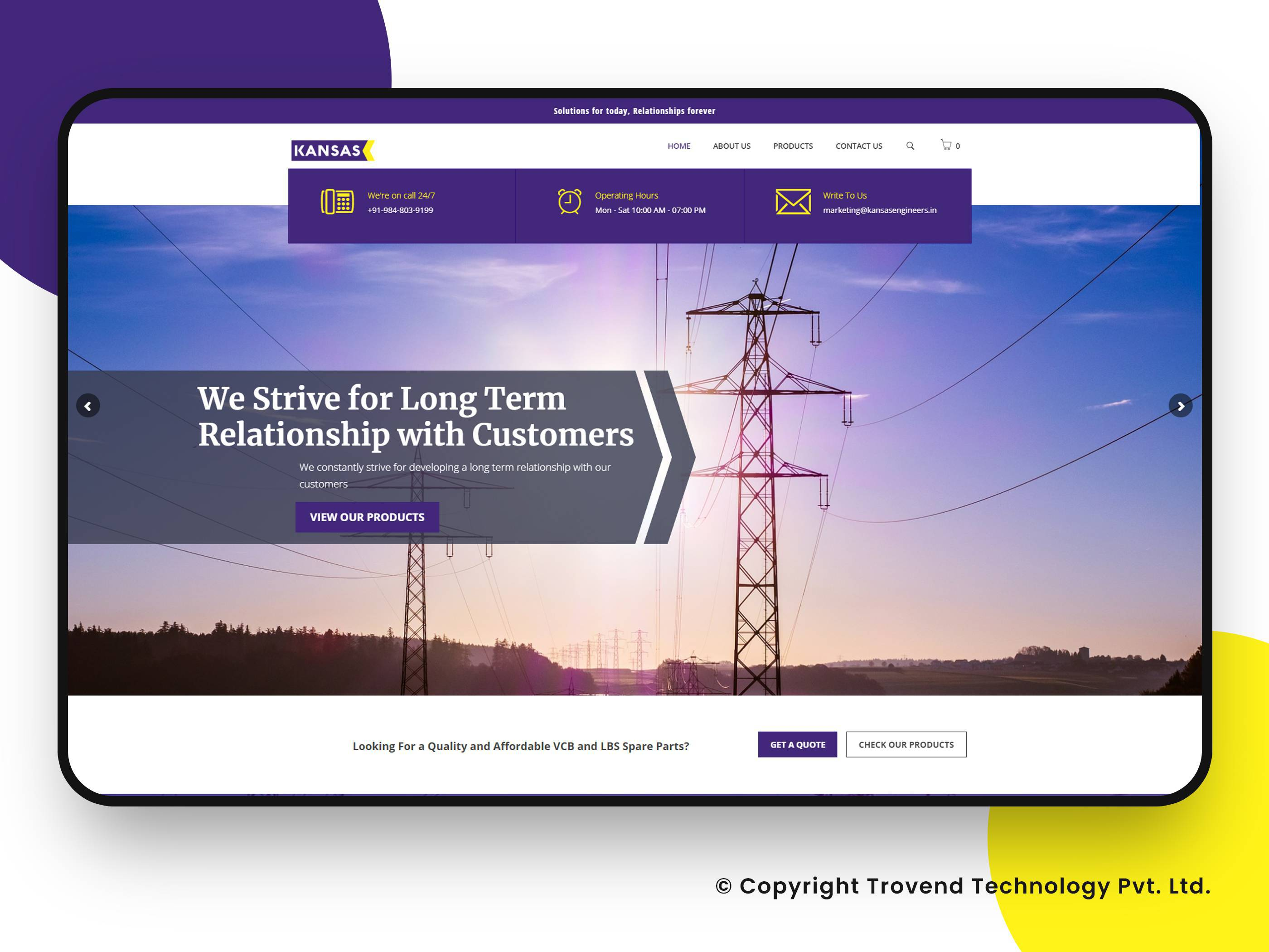 Kansasengineers Website
